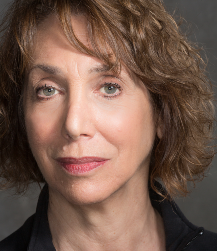 headshot of playwright Linda Alper