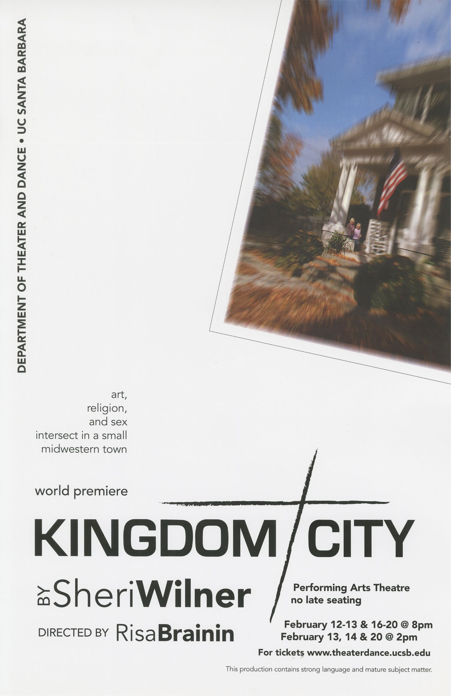 Kingdom City Poster