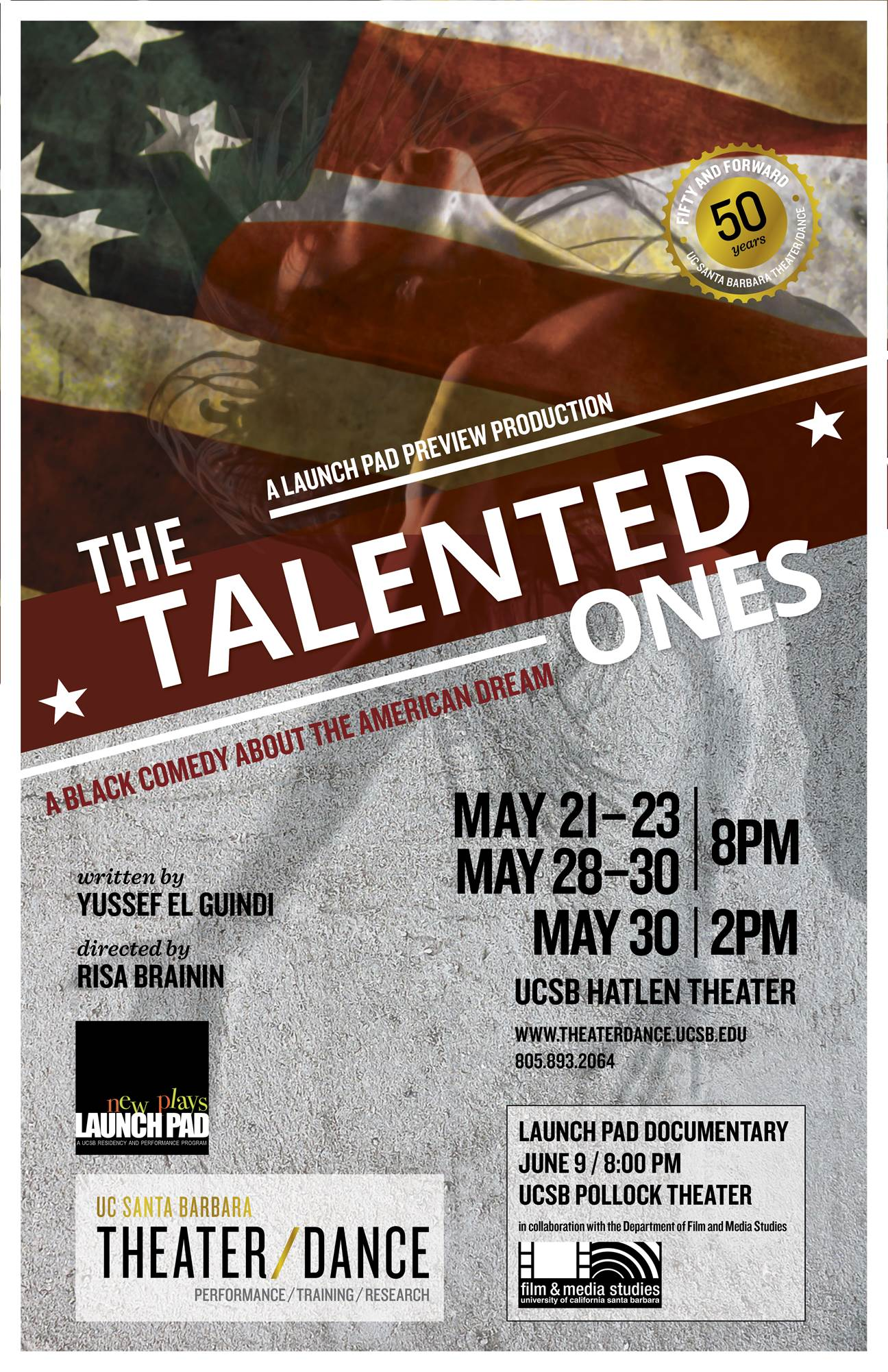 The Talented Ones Poster